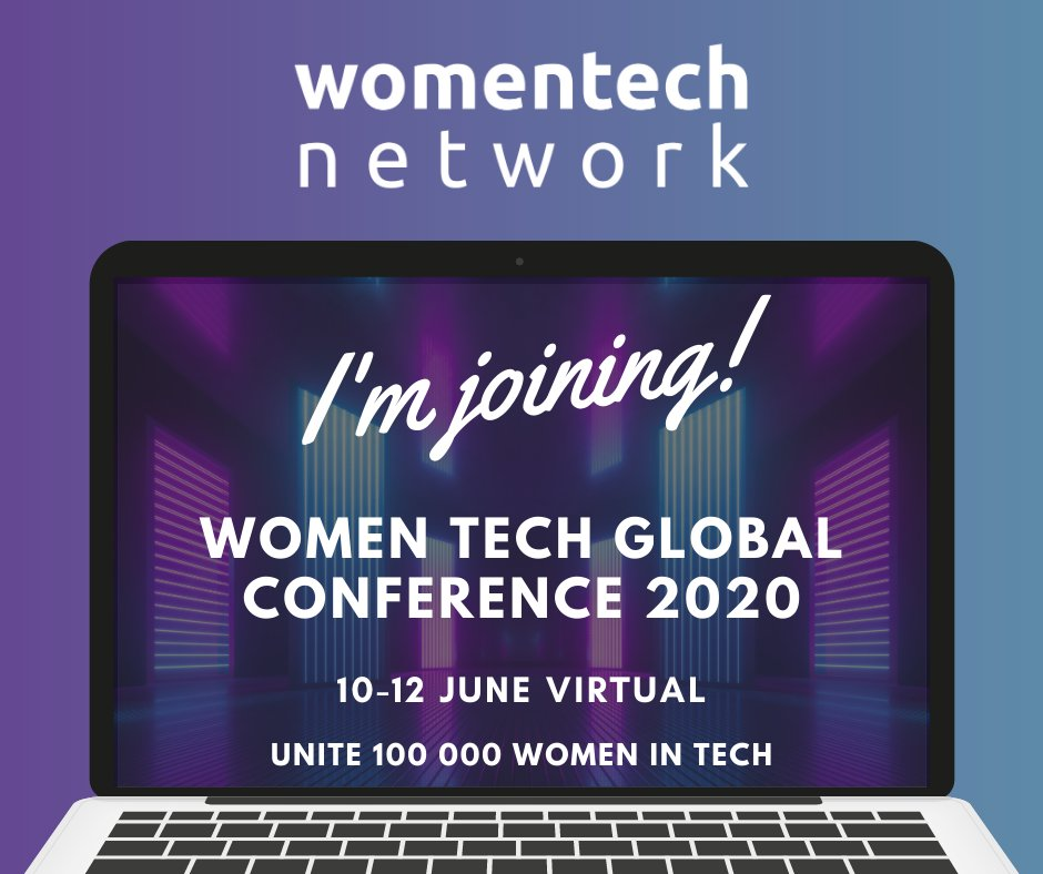 Looking forward to this! Anyone else joining in?    #WomenTechNetwork #WomenInTech <br>http://pic.twitter.com/6fO6NX1yq0