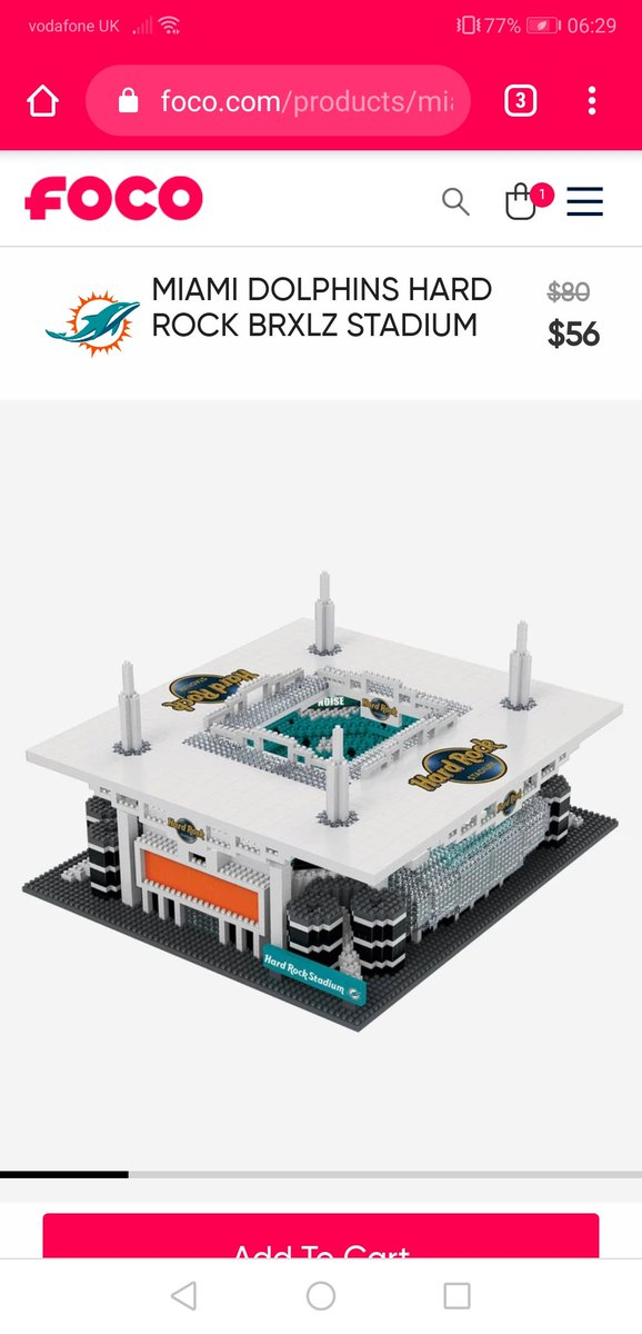 @MiamiDolphinUk @MiamiDolphinsUK I would love to buy this but the website won't ship to the UK. Does anyone know of another way to get this? Thanks #FinsUp <br>http://pic.twitter.com/BOMbBmVCmM
