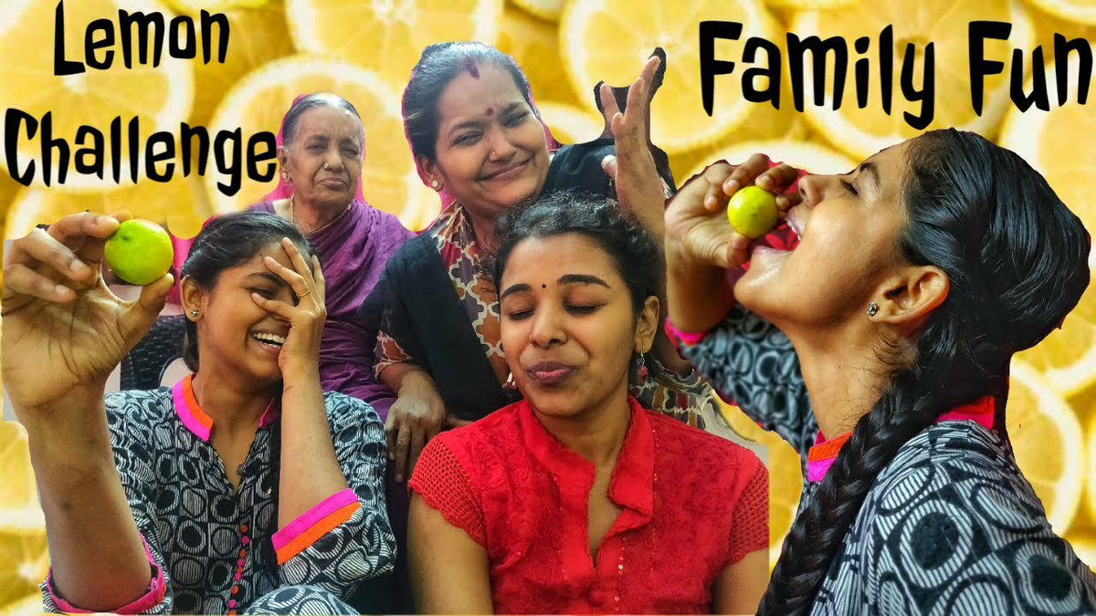 #lemon #challenge #lockdown #SundayThoughts #MondayMotivation #ThursdayThoughts #ThursdayMotivation #StayHomeStaySafe #mustwatch #Trending #TamilNadu #actress #kollywoodactress #QuarantineTime  #HealthyAtHome #healthcare YouTube: https://youtu.be/ax8hwqVMgjs pic.twitter.com/A3AFyzQCUu