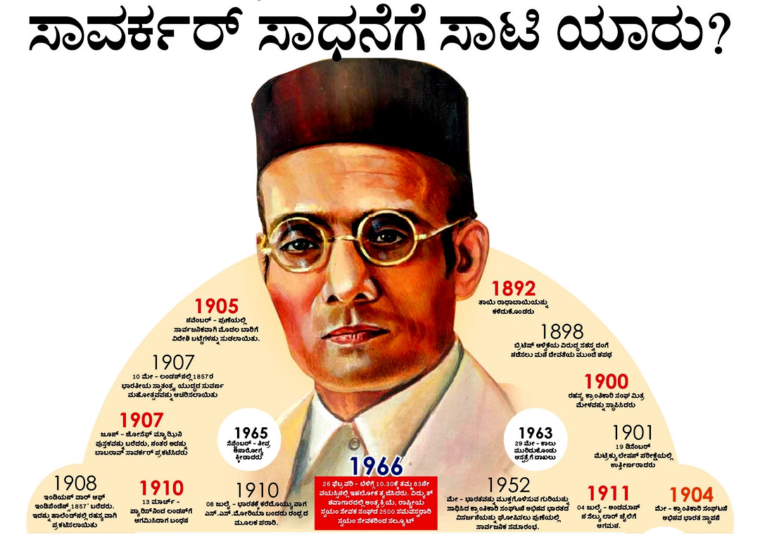 The first political prisoner in the world who was sentenced to Transportation for Life twice, a sentence unparalleled in the history of the British Empire. #SwatantryaVeerSavarkar<br>http://pic.twitter.com/bobMzWoBzD