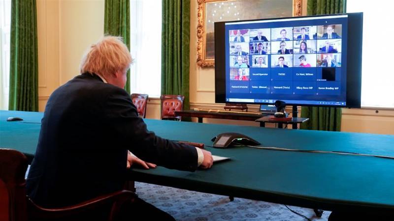'Nothing but soundbites': UK PM Boris Johnson left isolated https://t.co/wdnJ8B3r1d https://t.co/ABW7GTKz3L