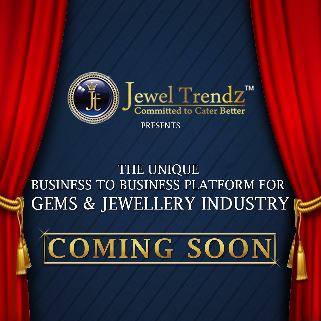 Jewel Trendz has always been front runner with new ideas, stratergies and initiatives for the Gem and Jewellery Industry. Wait for our next launch  #jeweltrendz #jewelstar #b2b #newideas #jewellerypic.twitter.com/zvF0A4iNYj