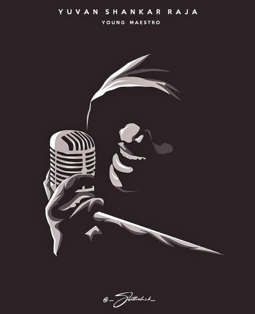A beautiful carved photo @thisisysr Fan Mode Edit 💖  #YuvanShankarRaja #YOUNGMAESTRO #LITTLEMAESTRO_YSR #ROCKSTAR #YOUTHICON #U1_Anna #LuckyStarU1 #Kalaimamani_U1 #mUs1c #BGM_KING #ALLYUVANISAM https://t.co/yM26QCY2li