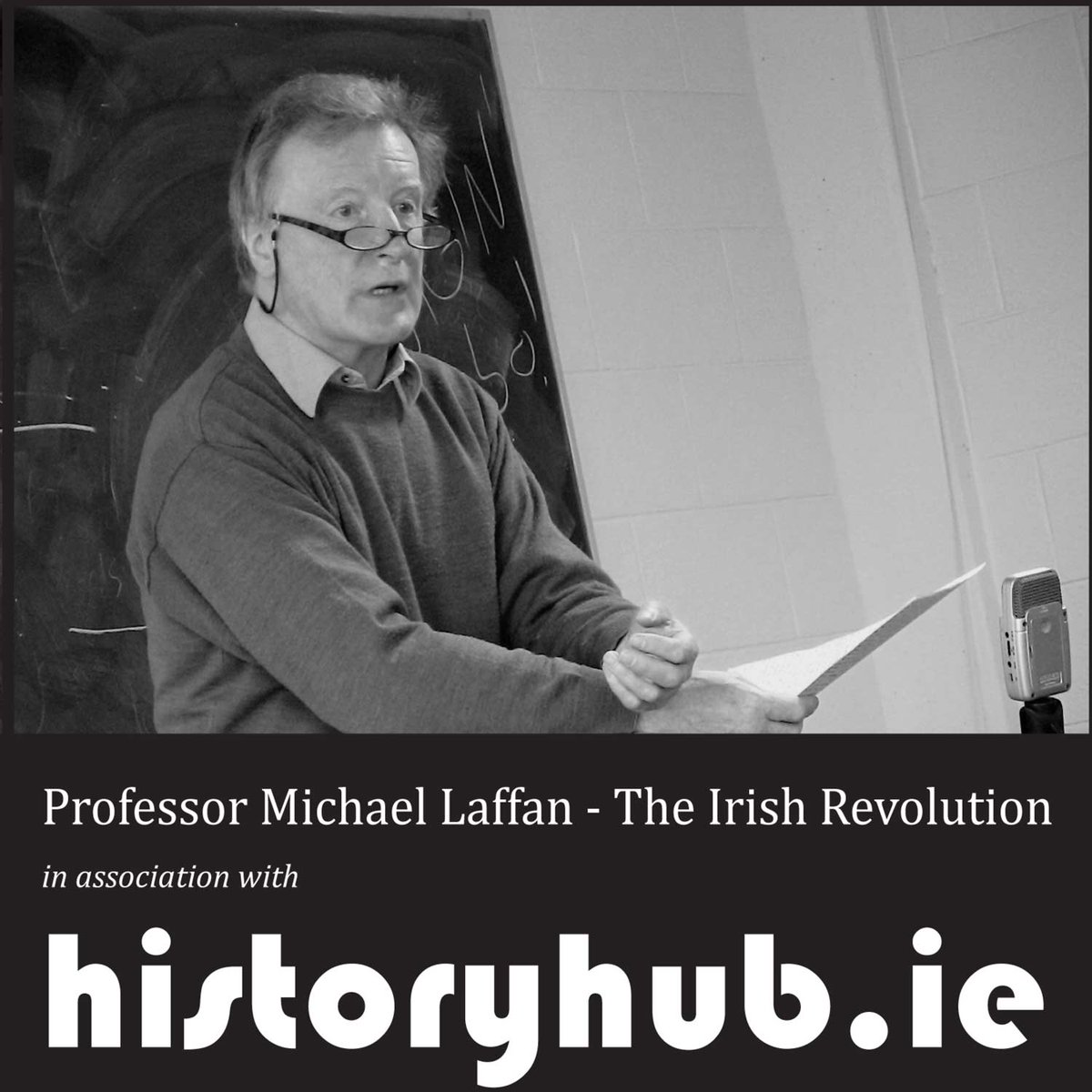 Big thanks to all of our contributors and subscribers. We have hit more than half a million downloads across all of our podcast series. Thanks for listening! historyhub.ie/our-podcasts
