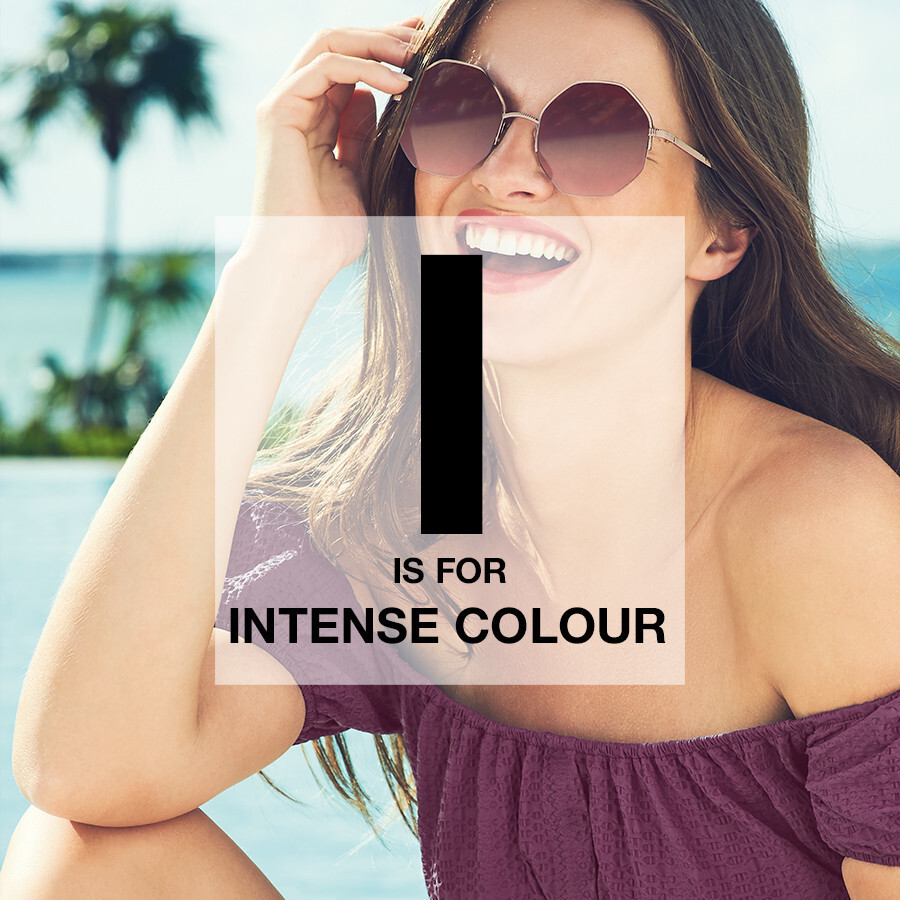 I is for… Intense Colour! Be bold; toy with dramatic blues, yellows, and pinks for your eyes!   What's your favourite palette?   #BeautyAZ #IntenseColour #Avon pic.twitter.com/5glwajPZAI