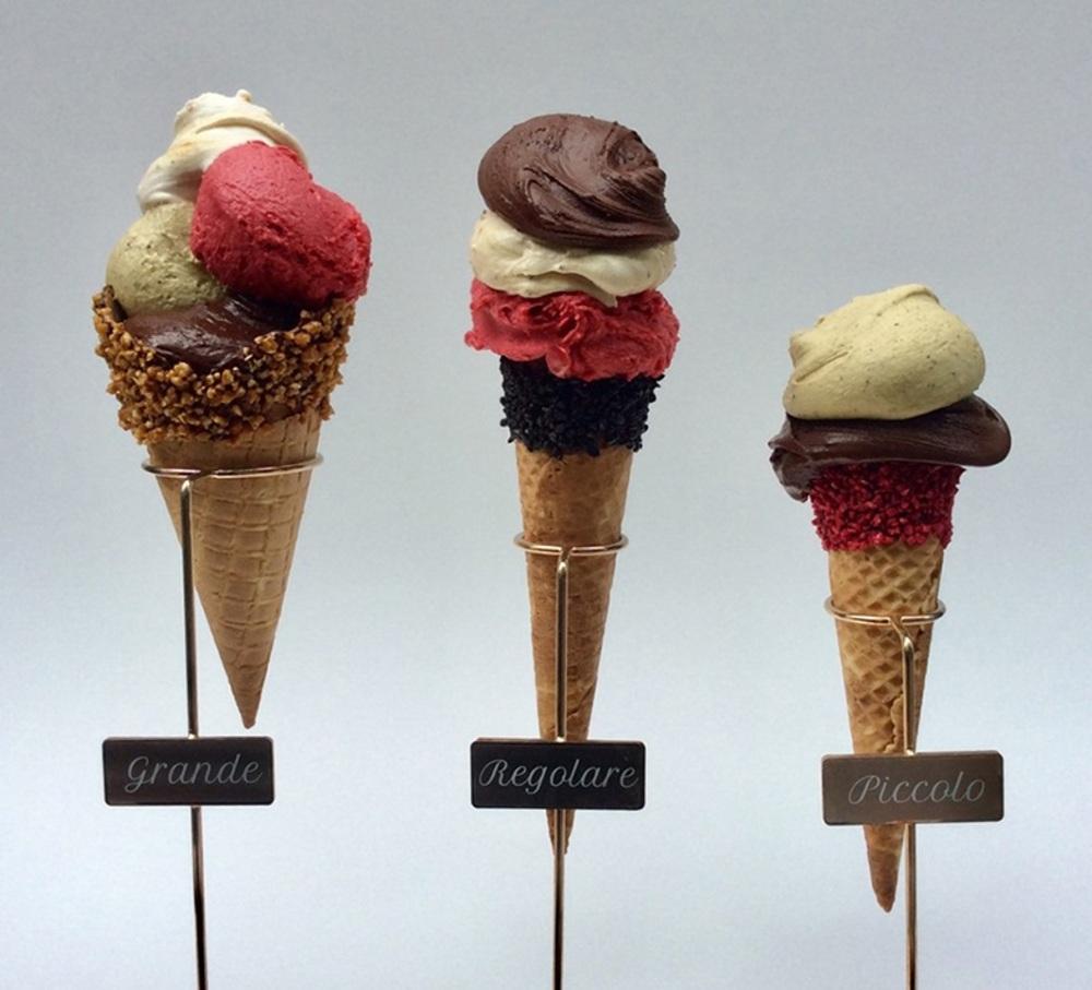 チョコレート&ジェラートの「ヴェンキ」東京・大手町ワンに新店舗 - カフェ併設、限定ジェラートドリンクも -
