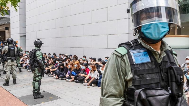 'A blow to autonomy': China's planned Hong Kong security law https://t.co/PWrN4MnxSS https://t.co/lMzBZ6e2mE