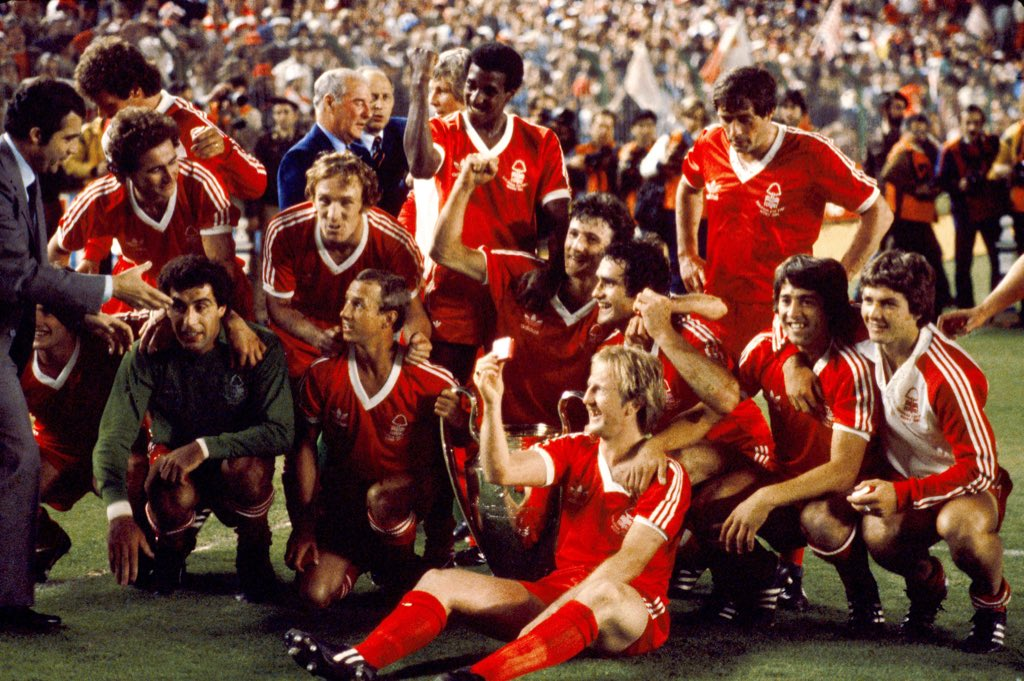 C H A M P I O N S   #OnThisDay 40 years ago #NFFC were crowned champions of Europe.... again  <br>http://pic.twitter.com/OXIE7IdEq4