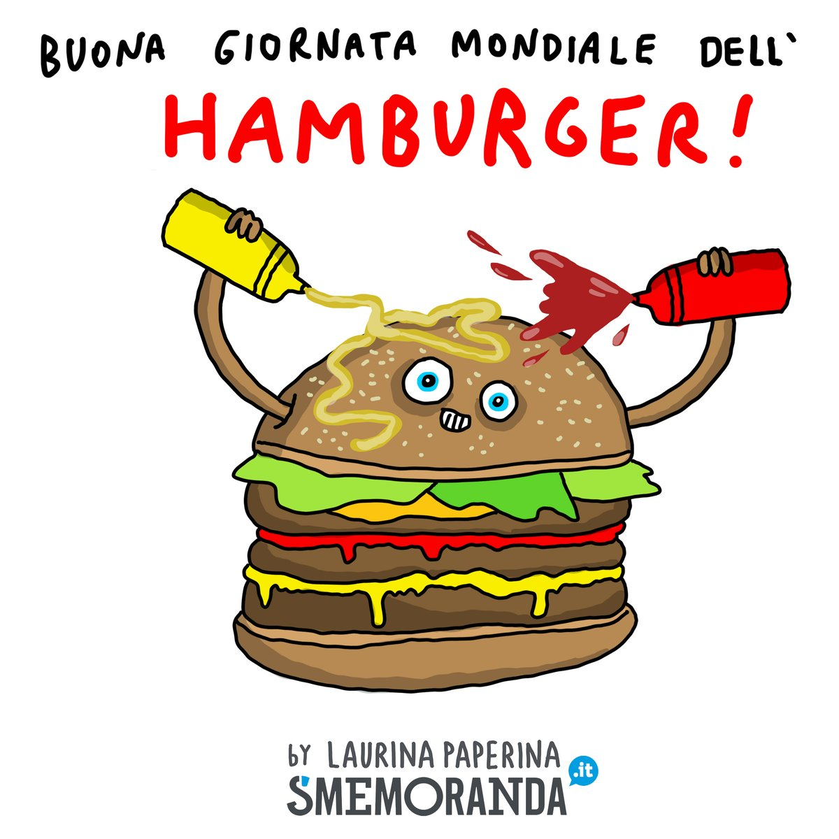 #HamburgerDay