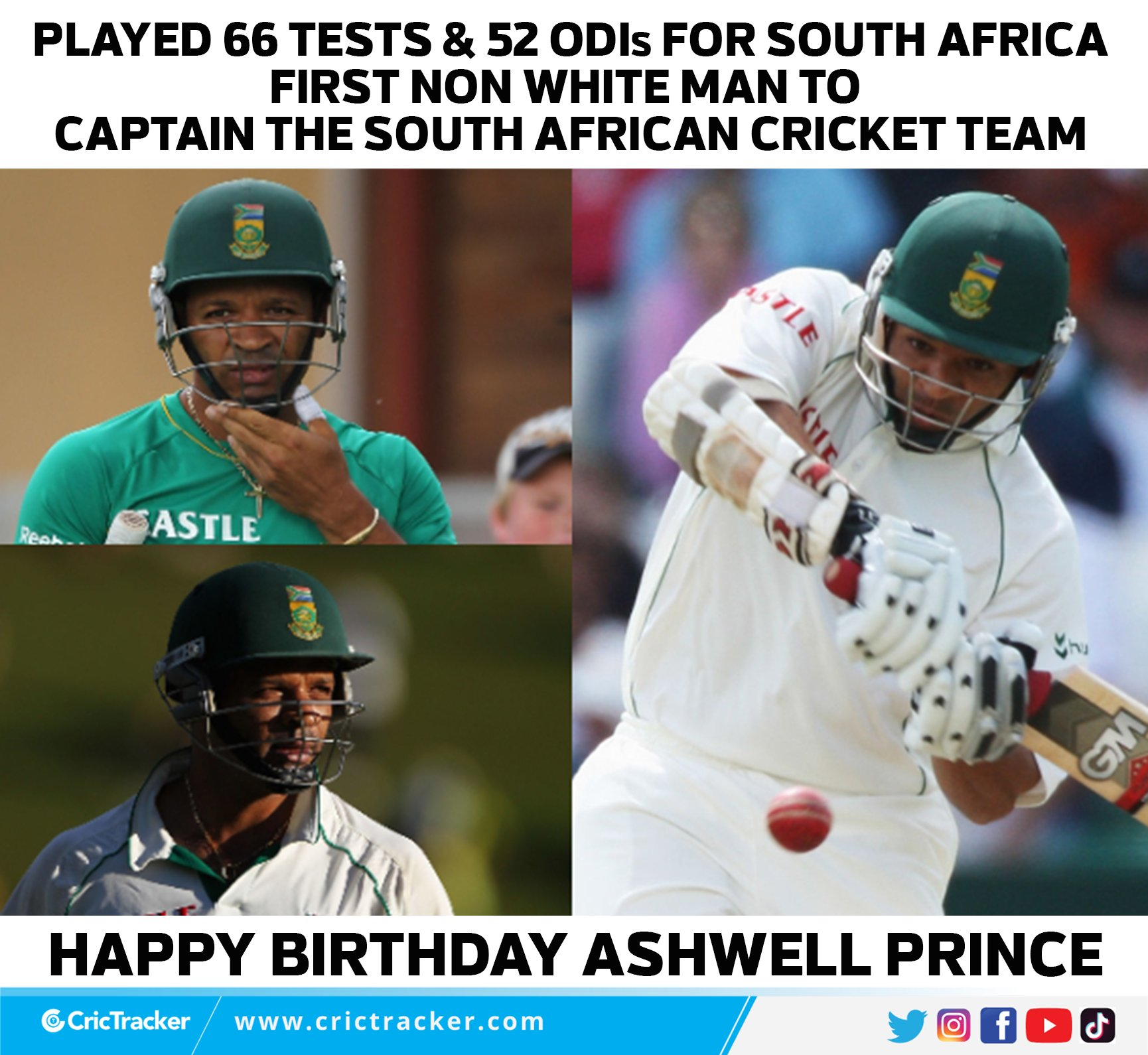 Join us in wishing Ashwell Prince a very happy birthday.