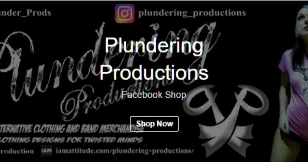 Check out the #FB shop @ https://ift.tt/39T7sEZ #Like & #Share #Goth #Punk #HeavyMetal #Rockabilly #Alternatve #SubCulture pic.twitter.com/gNNMvd04bN