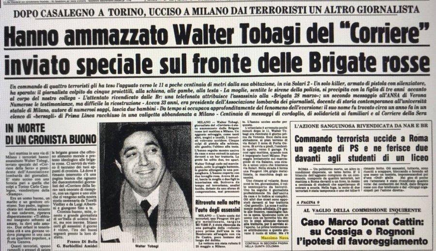 #WalterTobagi