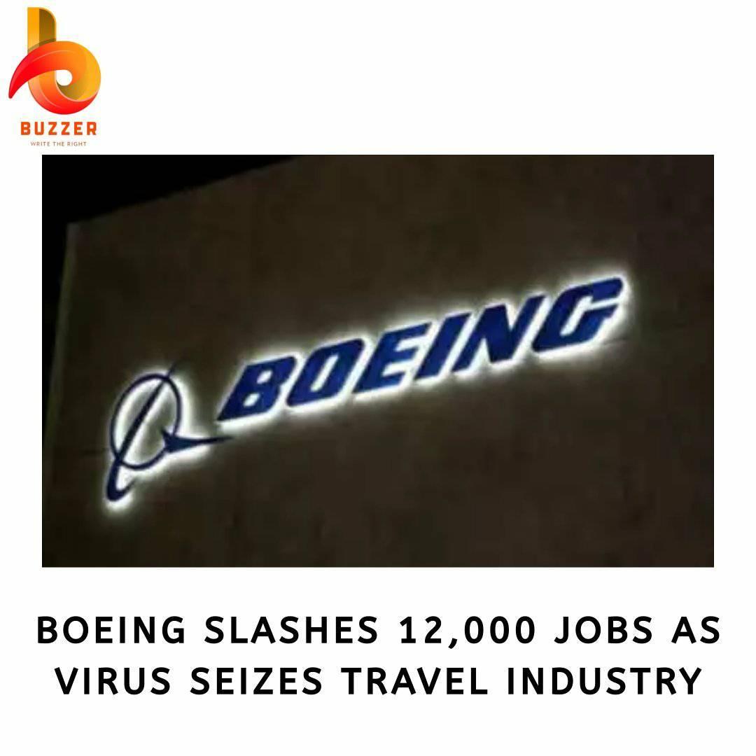 #Boeing slashes 12000 jobs as virus seizes travel industry. pic.twitter.com/EJds8sA3LH