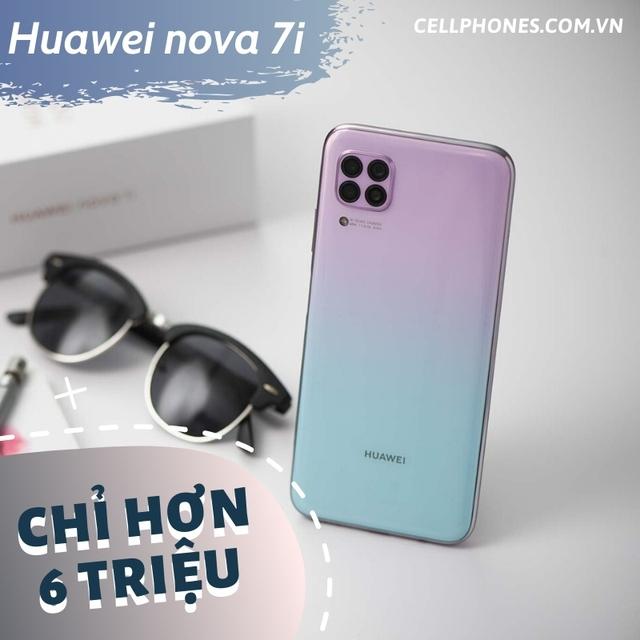 Hotsales giảm 300.000Đ khi mua Huawei Nova 7i. Xem: https://kam.vn/p634447-hotsales-giam-300-000d-khi-mua-huawei-nova-7i.html…pic.twitter.com/EtnIanSJQI