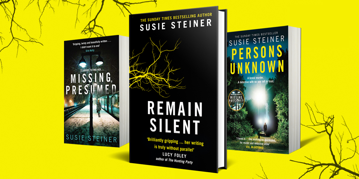 Today we publish #RemainSilent, @SusieSteiner1s new DI Manon Bradshaw book that has recieved great advance praise: 'My favourite fictional detective… a writer whose characters you'll miss after you turn the final page' Daily Express 'Taut and intelligent' Observer