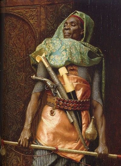 African Moors from North Africa conquered and ruled Spain for 781 years! They ruled Spain from 711-1492.  They passed through Morocco and crossed the Strait of Gibraltar to enter Iberian Peninsula, Spain. They were of Berber and Arab descent.  They taught Europeans how to bathe. https://t.co/xVAH3OiO8L