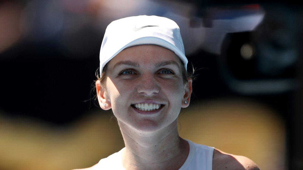 Here comes the @Simona_Halep 2020 highlight reel ‼️ #AusOpen https://t.co/WxuPMizt6p