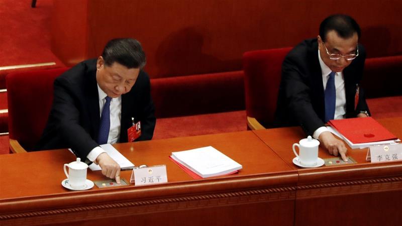 BREAKING: China's parliament approves Hong Kong national security bill. More soon: https://t.co/TXOIRSFSJf https://t.co/VMC4hdSfiR