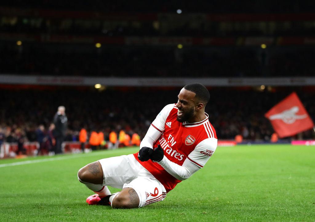 ️️⚽️ Man City? ️⚽️ Man Utd? ️⚽️ Liverpool? ️⚽️ Tottenham? ️⚽️ Atlético? ️⚽️ Chelsea? Whats been your favourite Laca goal as a Gunner?