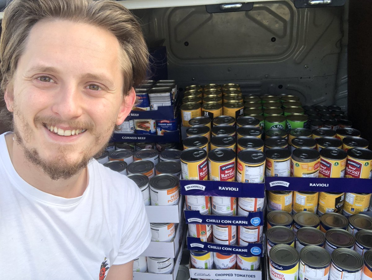 👏 Huge thanks to Aldi for letting us in before opening hours to stock up for the foodbank. And thank you to everyone who donated to the fundraiser. As you can see, it's been well spent!   Remember, if you want to donate, you can do so here: 🔗 https://t.co/YQgGNKxERk https://t.co/HqcbYMcJyY
