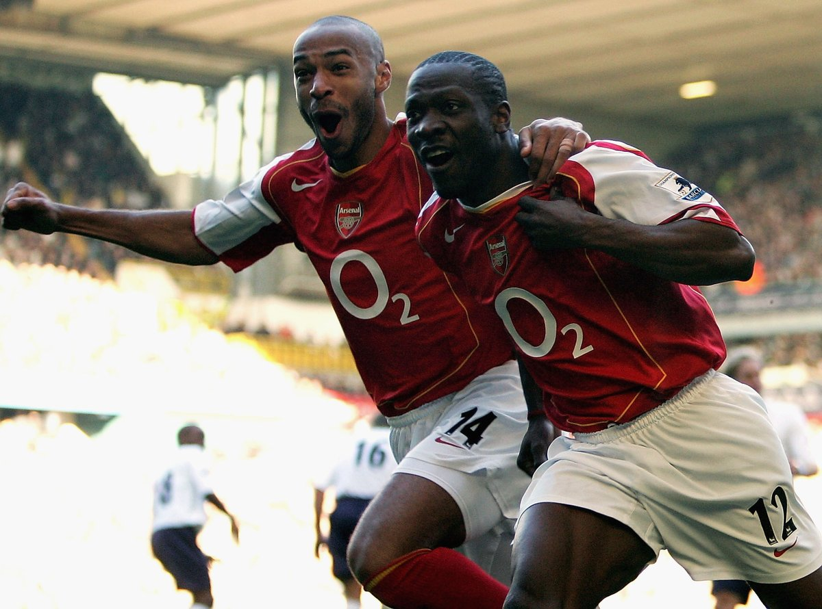 """""""Why did Thierry Henry become Arsenal's all-time top scorer? Talent? Because he was really good and a great athlete? No. Because he wanted to be the best every single day of his life. - Lauren"""