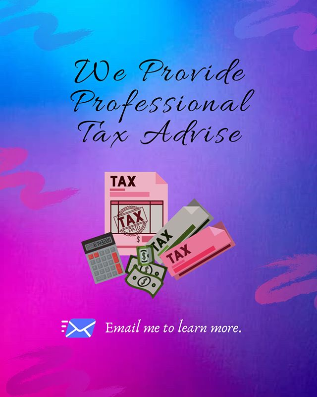 We provide professional tax advise and services ⠀⠀⠀⠀⠀⠀⠀ ⠀⠀⠀⠀⠀⠀⠀⠀⠀⠀⠀⠀ #localbusinessowners #neworleanslouisiana #louisianastrong #southlouisiana #auditors #audit #supportinglocalbusiness #shoplocal...pic.twitter.com/KUJN2Xyobc