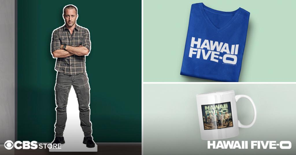 Get everything you need for your next #H50 binge! Shop now and get free shipping on orders $75+: spr.ly/6012GDdMM