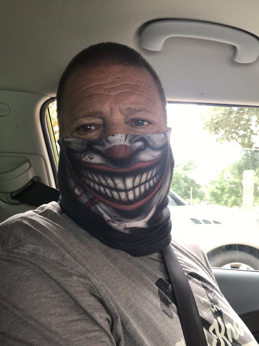 Real Men Wear Masks #BidenNow