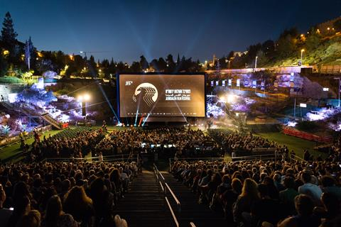 Jerusalem pushes on with 2020 festival, moves dates to August bit.ly/2ZIhiZ2