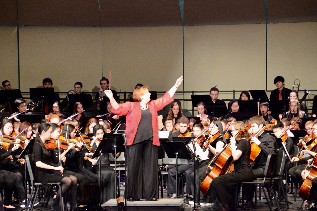 Congrats to our own Mrs.Herrmann for being named the PADESTA (PA/DE String Teachers Assn) Orchestra Director of the Year! Much deserved! #NotSuprised #BoutTime #CardinalPride @UpperDubSuper @UDHSCardinals @udhschoir @UDBanstagram @DavidOHoffman @UDHStheatre @artlev6 @AmyRFrancek https://t.co/luSK6CiOLQ