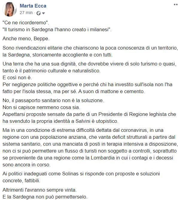 #Solinas