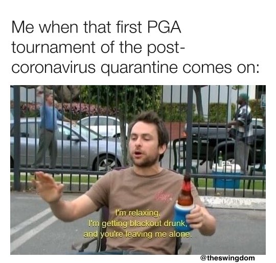 #DrivingRelief and #TheMatch2 we're great, but four straight days of @PGATOUR golf is going to be amazing! * * #golf #golflife #golfpodcast #golfchannel #golfchat #golftime #bunkerlife #golfaddict #golfbros #podcastersoftwitter #golfswing #golfer #golftips #golftweet #twittergolfpic.twitter.com/JTVRO5NWnY