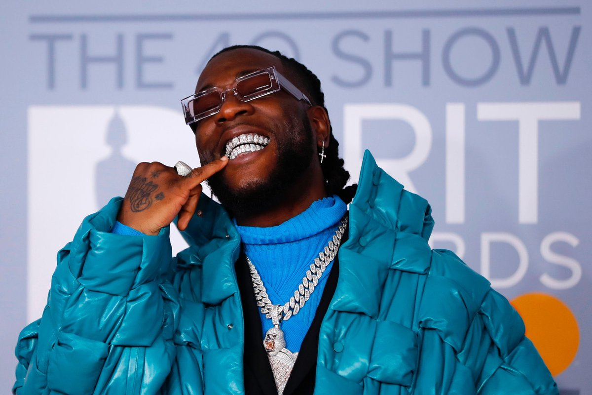 Burna Boy Killed This Fit!  <br>http://pic.twitter.com/BZ5YAY8uoD