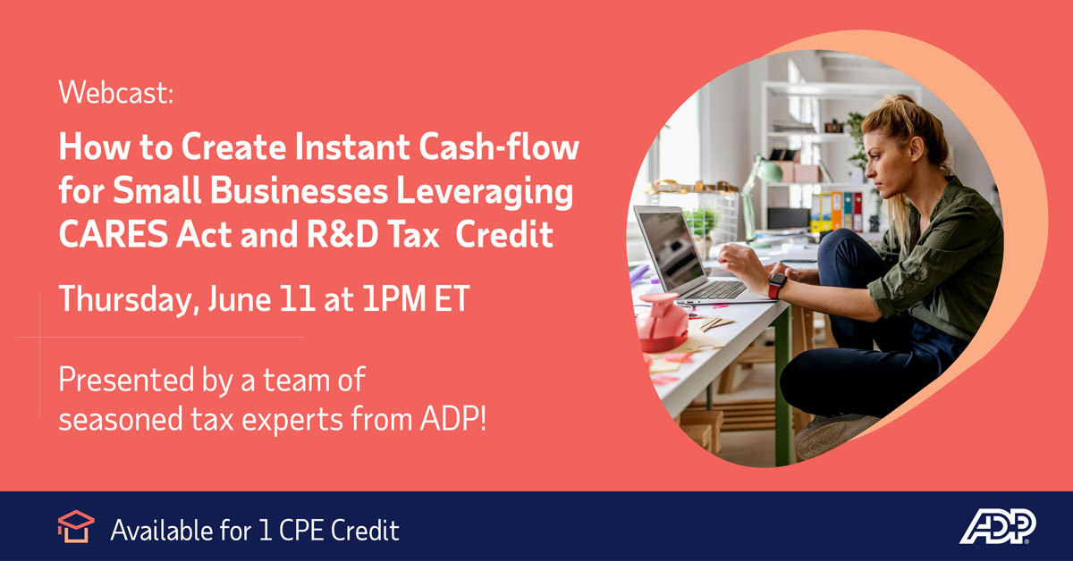 There are numerous strategies to put cash back into the coffers of small businesses during these challenging times and we will review the various options and how they work together to help your business survive. https://t.co/4DceE20VRK https://t.co/V2m6iH65I3