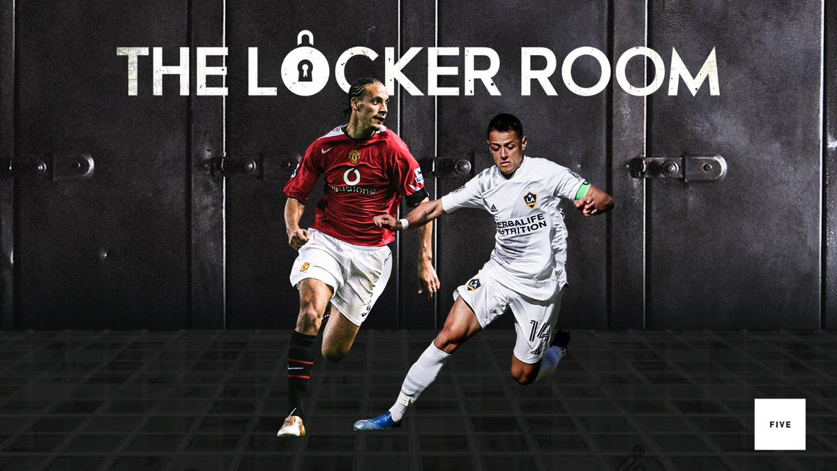 "Morning morning... next up on ""The Locker Room"" is my old @ManUtd teammate & good friend @CH14_!!! This EPIDSODE is 🔥🔥 Stay Tuned Saturday @ 12pm on my @YouTube channel!"