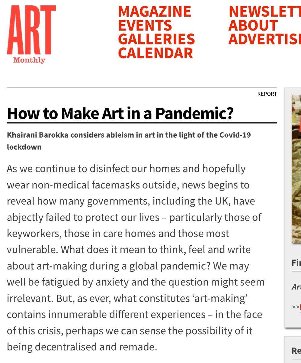 Screenshot of first para of article