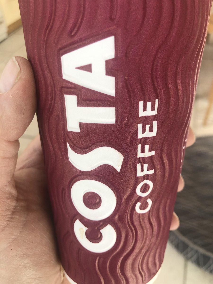First @CostaCoffee since lockdown started and my god was it Goooooood! #drivethru #SocialDistancingpic.twitter.com/mcMCHzo5K9