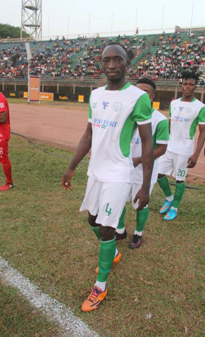 Today's  #Player in #Focus is Momoh Conteh (Xavi)  Nationality: Sierra Leone Age: 20 Position: Midfield Present Club: Diamond Stars League: Sierra Leone Premier League Previous Club: Sky Eaglespic.twitter.com/zVyE09jguF