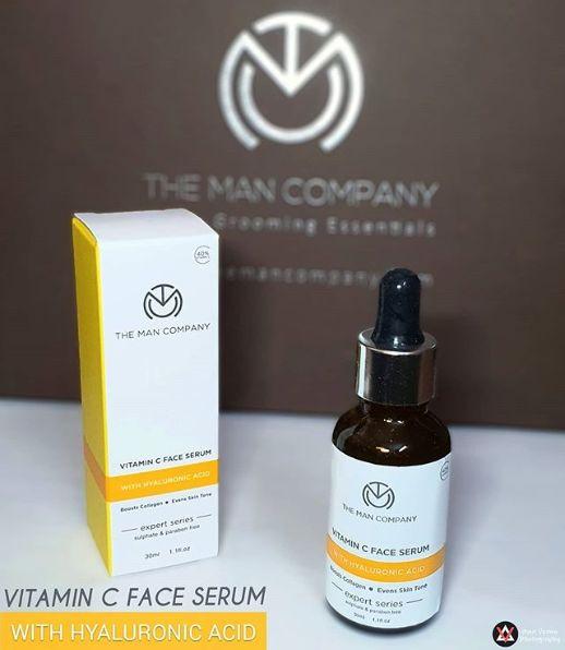 The @TheManCompany Vitamin C Face Serum.  Buy on Amazon: https://amzn.to/2yvxwtb  #clubtmc #themancompany #faceserum #vitamincserum #vitaminc #hyaluronicacid #skincareformen #lifestyleblogger #mensfacecare #menslifestyle #tmcinfluencersquad #GentlemanInYoupic.twitter.com/tEZlOiwNeA