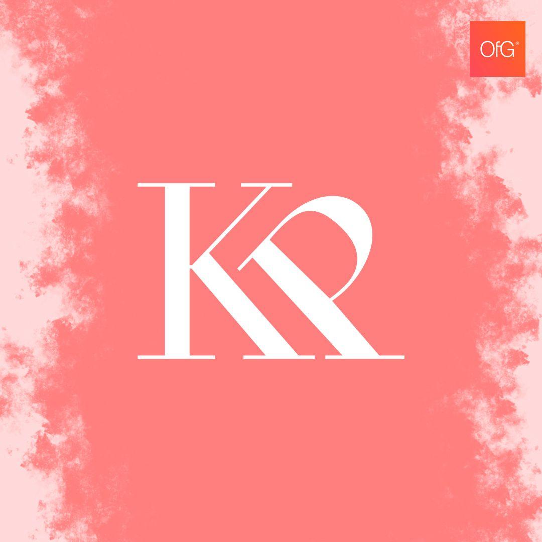 Monogramm by Kerstin Perscheid!  #ofg #onlineschulefürgestaltung #onlineschoolofdesign #yourmindcreatesthisworld #createdatofg #onlinekurs #grafikdesign #graphicdesign #typography #lettering #monogramm #serif