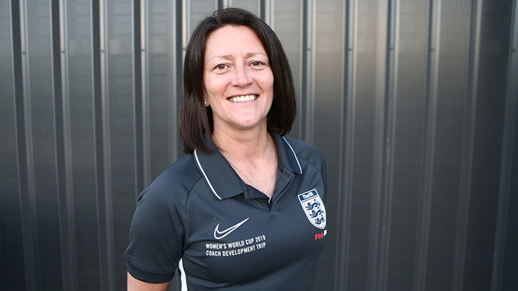 Read more from Audrey Cooper, our head of womens coach development: 👉 the-fa.com/RlohHK