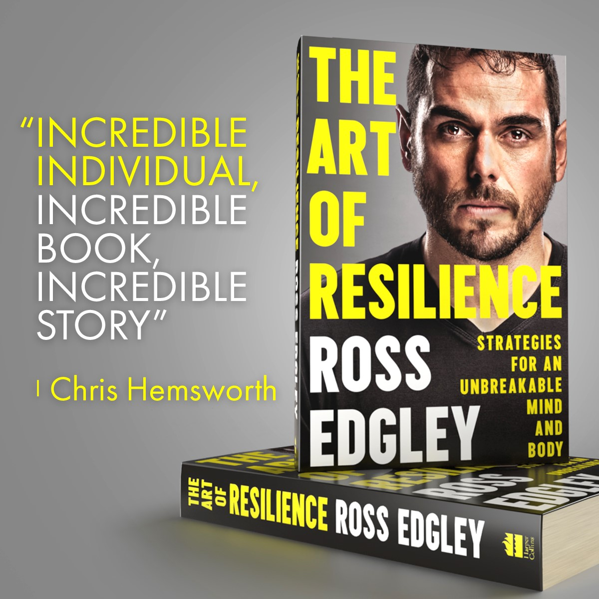 Happy Publication Day, @RossEdgley! The brilliant The Art Of Resilience: Strategies for an Unbreakable Mind and Body is out today! 🎉🍾🎆 Order your copy here: smarturl.it/theartofresili…