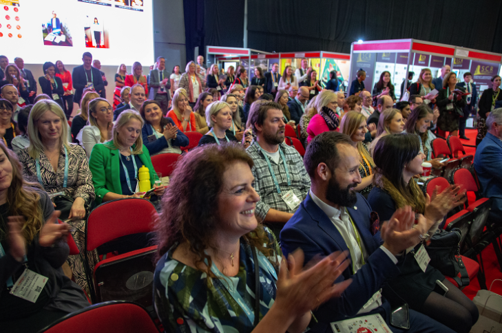 #ThrowbackThursday to CHS 2019. We had the opportunity to work at this amazing event! CHS hosts outstanding hotels, venues and event suppliers with the best event planners and buyers attending from across the UK! Hopefully their 2020 event on 7th July can go ahead!🤞🏼 #CHSRocks