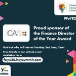 Image for the Tweet beginning: ICAS is proud to sponsor