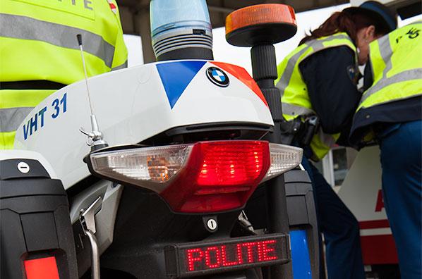 Melding politie Dinxperlosestraatweg Aalten
