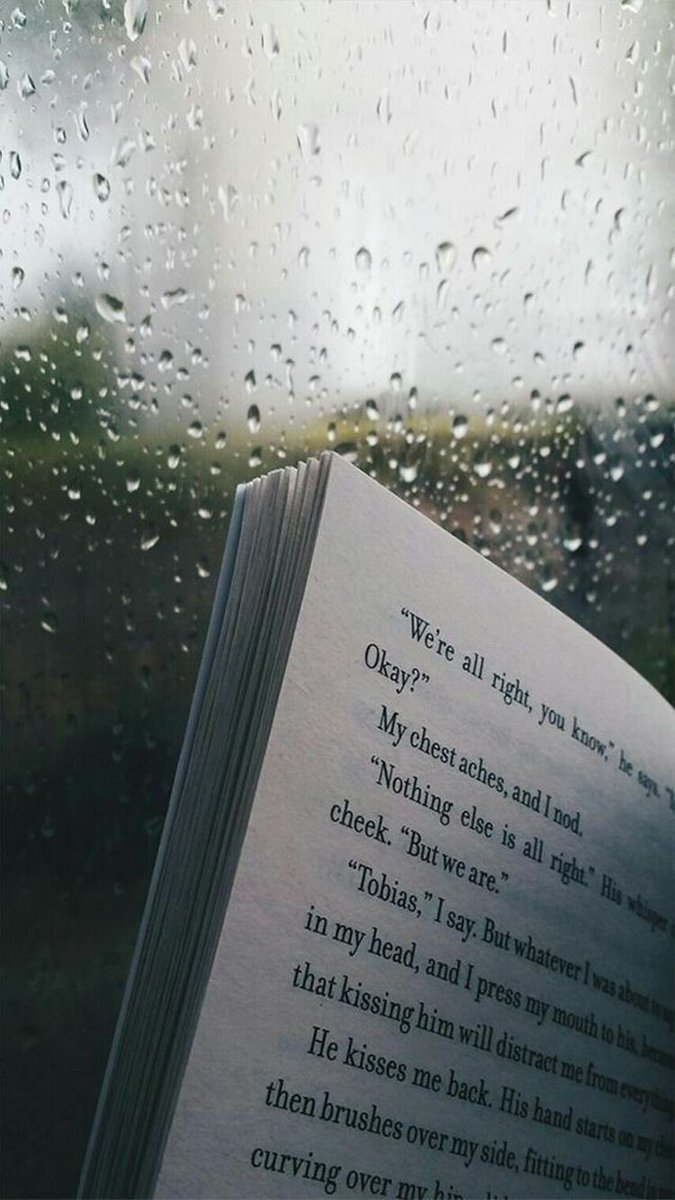 Book Quotes On Twitter Books Rain Coffee A Great Day