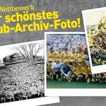 Image for the Tweet beginning: 📸 Fanclub-Wettbewerb: Euer schönstes Fanclub-Archiv-Foto  Wir