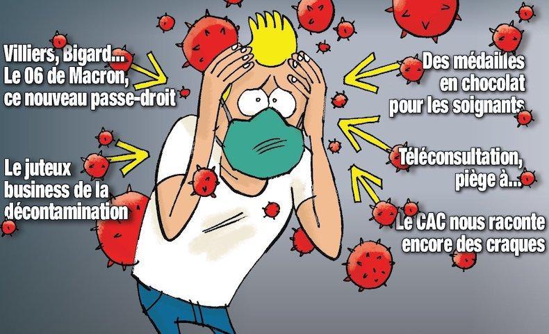 Derrière le Covid-19 : une épidémie de... foutage de gueule ! marianne.net/politique/derr…