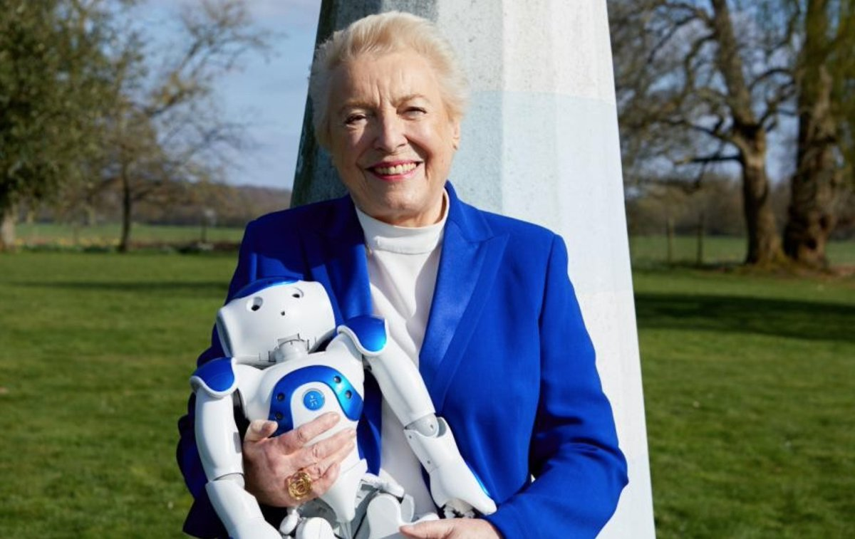 If you want to know about #disruption, in both tech, business & philanthropy, Dame Stephanie Shirley has a story like no other : Rule Breaker onehundredemea.com/dame-stephanie… Great insights @DameStephanie_