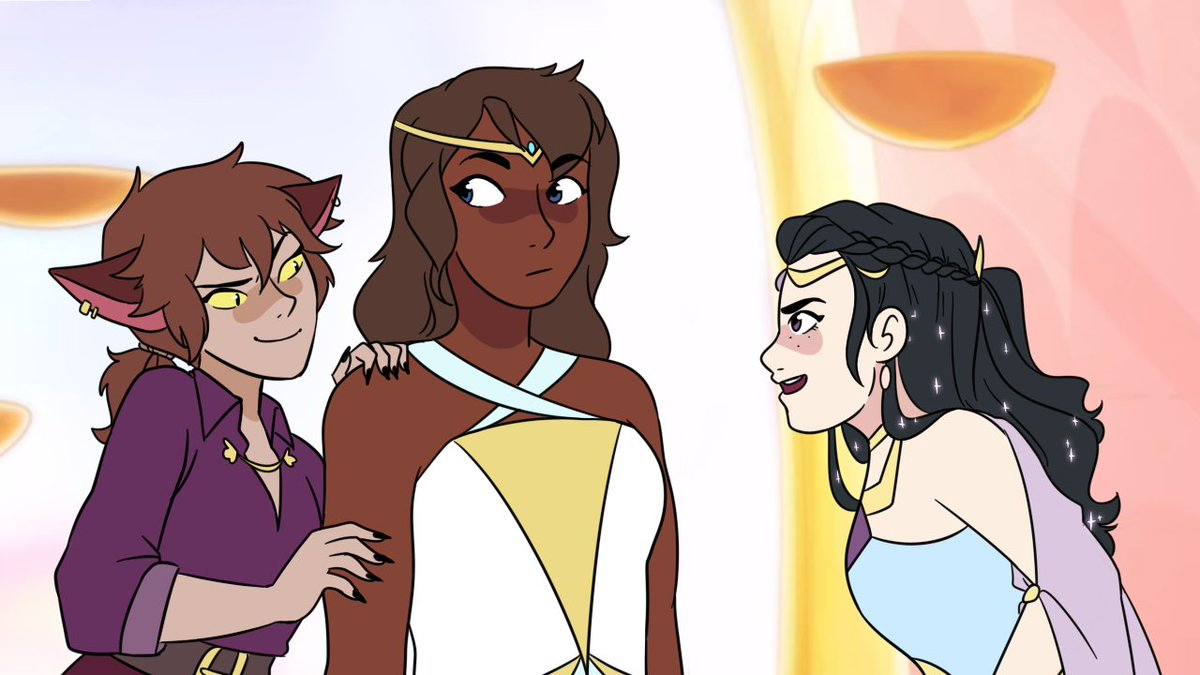 Editing my and @bungod_hearth characters in #Shera universe part 2 #edits pic.twitter.com/iXpKIdh53T